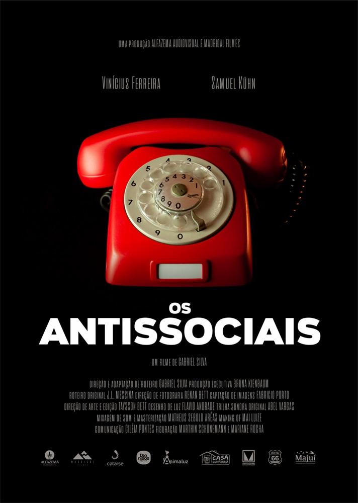 Produção de Joinville lança campanha para financiar curta metragem Os Antissociais